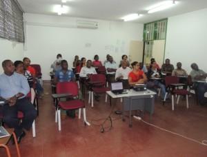 Curso de Elaboração de Projectos de Investigação 2