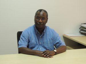 Alcido Nguenha membro do Conselho de Direcção